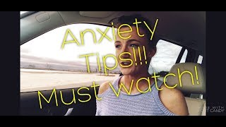 Anxiety Tips For Personality Types
