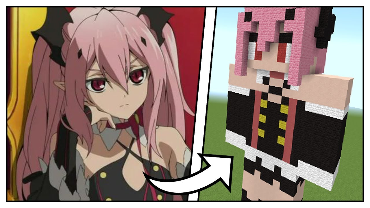 How to Build a Krul Tepes Statue (Owari no Seraph ...