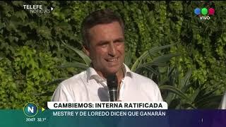 RODRIGO DE LOREDO PRECANDIDATO A INTENDENTE DE RAMON MESTRE
