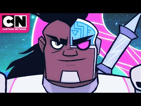 Teen Titans Go | Rise Up Song | Cartoon Network