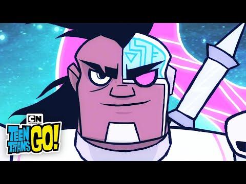 Teen Titans Go! | Rise Up Song | Cartoon Network