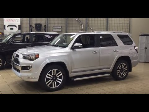 2017 toyota 4runner limited review youtube. Black Bedroom Furniture Sets. Home Design Ideas