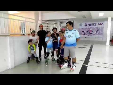 Our Training session - Bogor Inline Skates Club