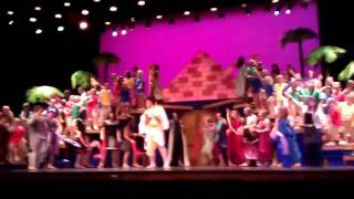 Joseph and the Amazing technicolor dreamcoat The end Craig haigh School Janesville WI 2011