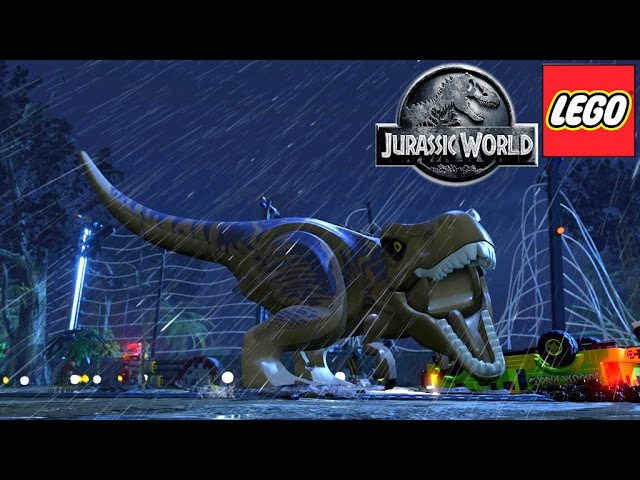 Lego Jurassic World Video Game Is Four Movies Long