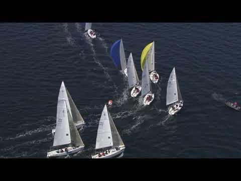 SPI OUEST-FRANCE 2019  ⛵ Aérodrome pour bateaux volants Day2 - TV Quiberon 24/7