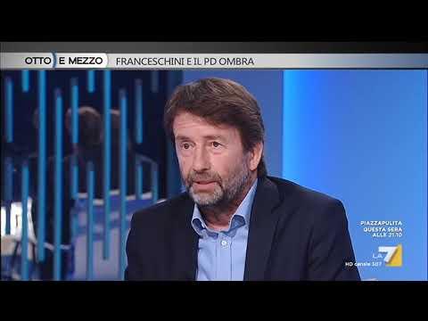 Dario Franceschini: non ho vergogna a dire che io continuerei la mia attività parlamentare