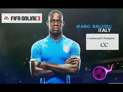 """Review Mario Balotelli (FO3) CC -""""Super Mario"""""""