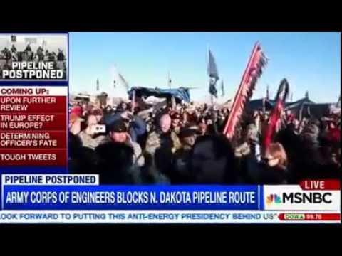 Ruiz Discusses Dakota Access Pipeline with MSNBC