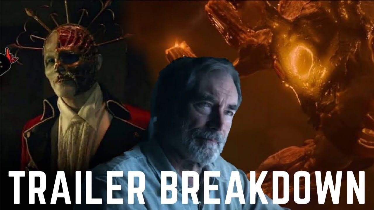 The SeX-Men! Candlemaker! Red Jack! Niles is Dying - Doom Patrol Season 2 EXTENDED Trailer Breakdown