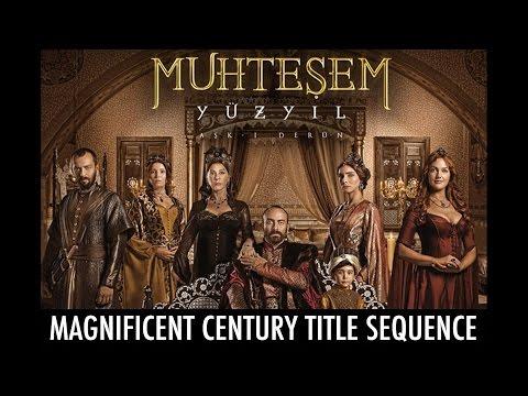 Magnificent Century Title Sequence | Muhteşem Yüzyıl 3.Sezon Jenerik | Hareem Sultan