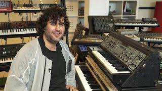 Mathew Jonson's Synthesizer Favourites: Roland SH-5 (Electronic Beats TV)