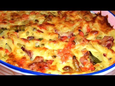 Что приготовить из макарон или Вкусный рецепт запеканки из макарон с мясом