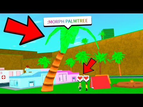 I Became The MAP With NEW Admin Commands! (Roblox)