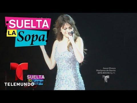Selena Gómez Y The Weekend Toman Clases De Español Juntos | Suelta La Sopa | Entretenimiento
