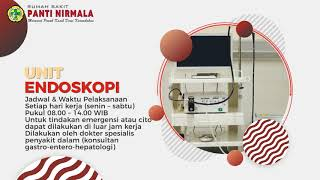 Unit Endoskopi RS Panti Nirmala Malang