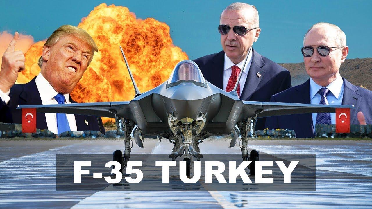 F-35 program on track to replace Turkey