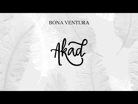 Payung Teduh - Akad (Cover By Bona Ventura)