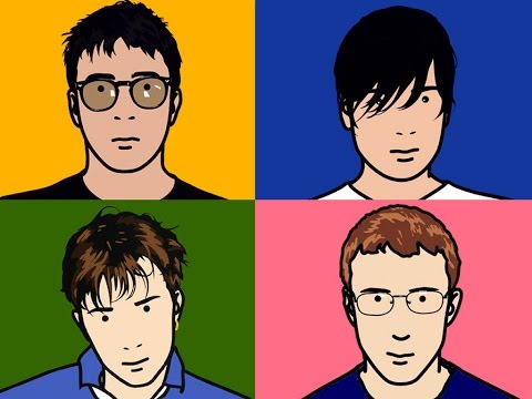 Top 10 Best Blur Songs