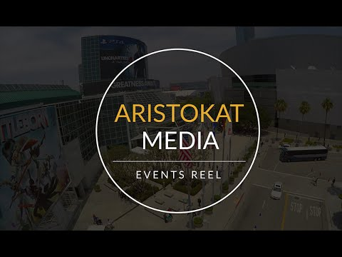 Aristokat Media | Events Reel | Conferences, Parties, Live Shows, Expos, Festivals Videography