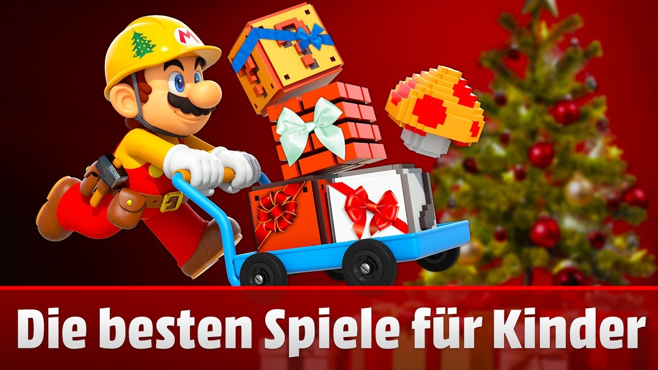 weihnachten 2016 die besten spiele f r kinder youtube. Black Bedroom Furniture Sets. Home Design Ideas