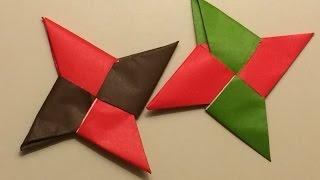 Origami for Beginners: Ninja Star