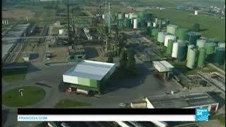 Pénurie d'essence en France : l'Etat puise dans ses stocks stratégiques