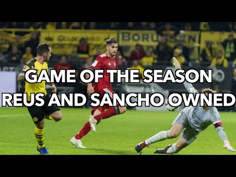 Dortmund 3-2 Bayern Munich Post Match Analysis | Bundesliga Review Mp3