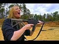 ULTRA FAST Full Auto Carbine Rifle!!! (Thureon Defense 40 S&W Glock Mag Carbine)