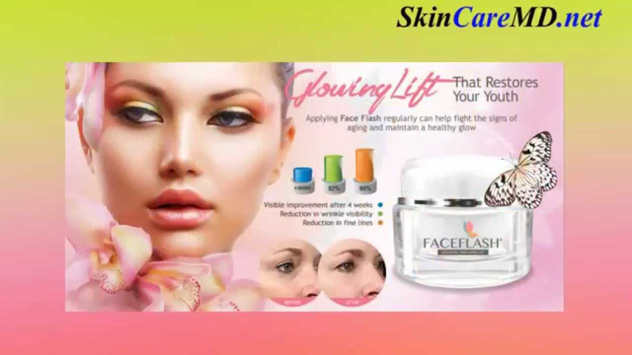Face Flash Anti Aging Skin Cream Review Face Lift Cream That