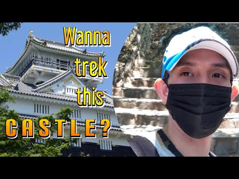 Japan Life: Trekking at Gifu Castle | Gifu Tourist's Spot | Gifu City Japan