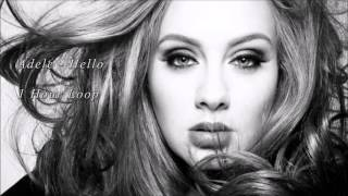 (1 Hour Loop) ADELE - HELLO [LEROY SANCHEZ COVER]