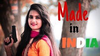 Made In India  Guru Randhawa  Cute Love Story  New Hindi Songs Brightvision