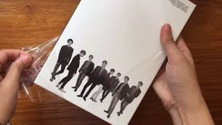 UNBOXING EXO 5th Repackaged Album Love Shot White Version