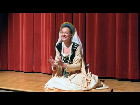 Come Live With Me - Marlowe, Corkine, and Shakespeare (Merry Wives of Windsor)