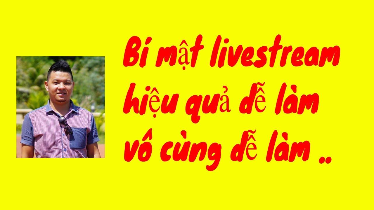 Quần áo trẻ em ở Hà Nội hướng dẫn livestream hiệu quả và dễ dàng