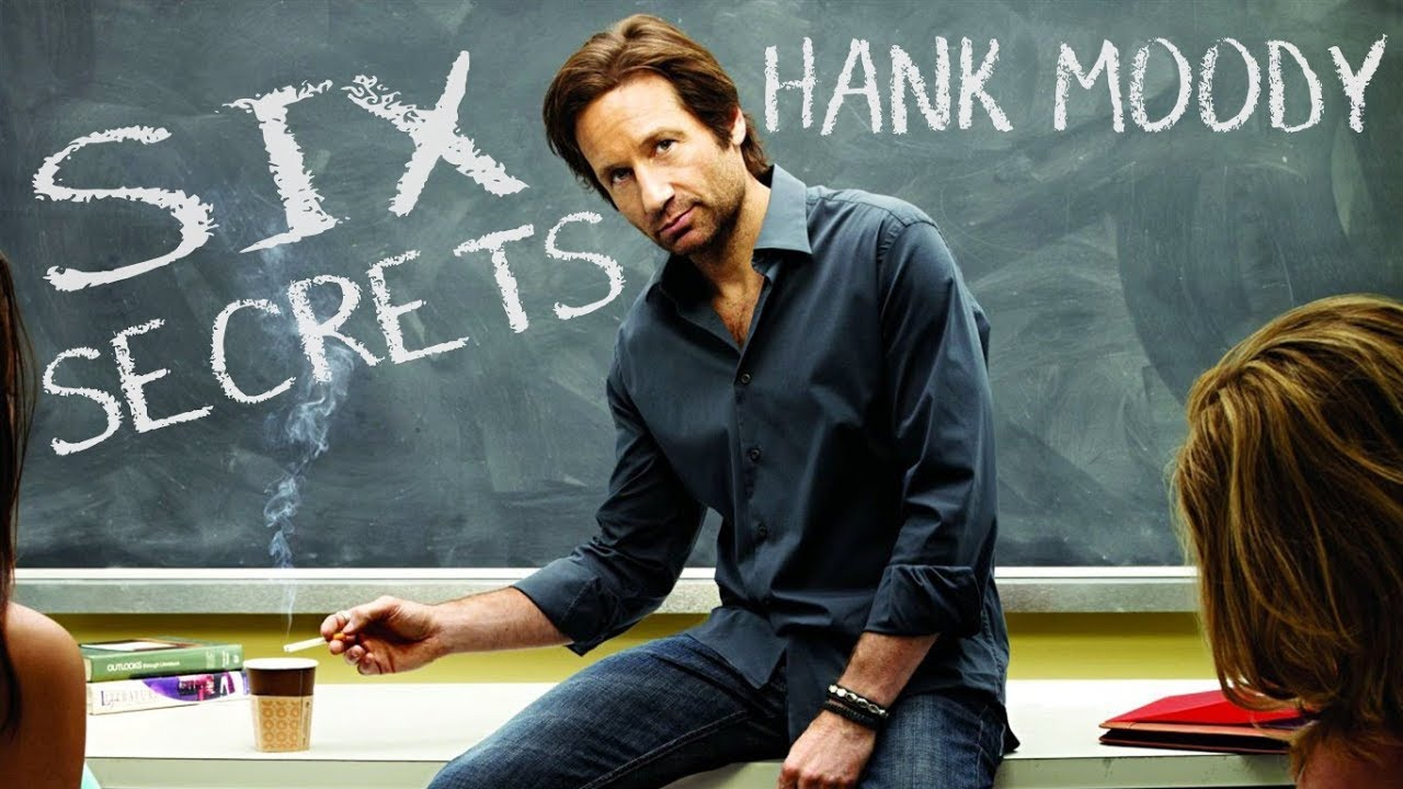 hank moody flirting quotes