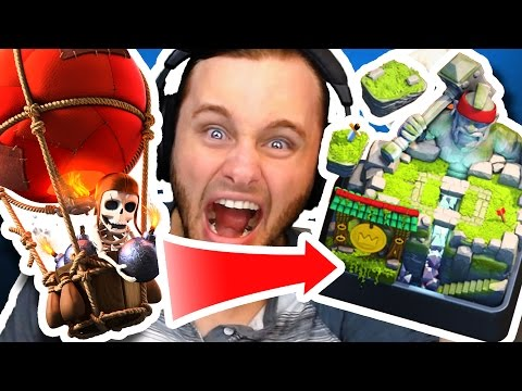 GETTING TO LEGENDARY ARENA?! | Clash Royale
