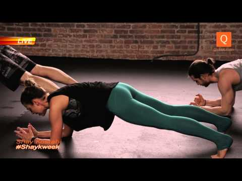 Qinetic Live: Arms and Abs Express Class With Shay