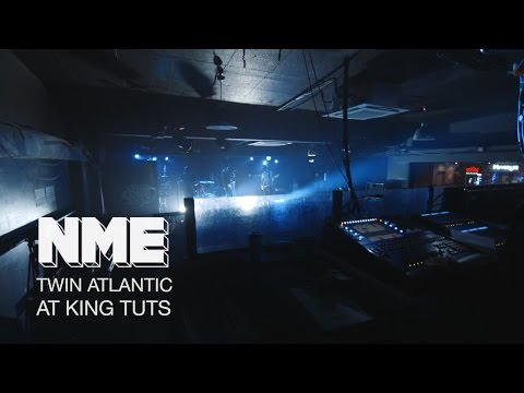 NME Meets: Twin Atlantic at their tiny King Tut's show