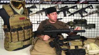 Airsoft GI - Tactical Gear Heads TVB3 Edition - Tim's Custom M4 and Specter Chest Carrier
