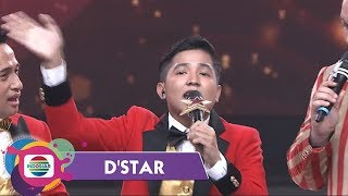 MURID YANG BAIK!! Jirayut Beri Salam Untuk Gurunya di Bangkok | D'Star Grand Final