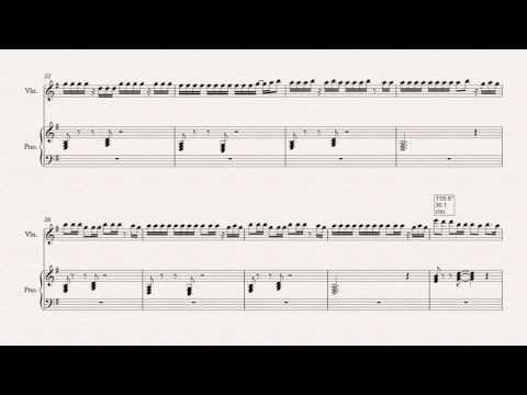 Galway Girl (Violin fiddle) sheet music (Ed Sheeran)