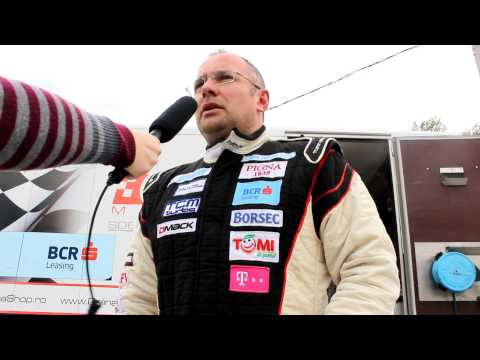 Interviu Adrian Teslovan - BCR Leasing Rally Team