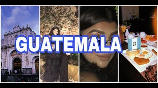 we crashed a quince guatemala vlog 1