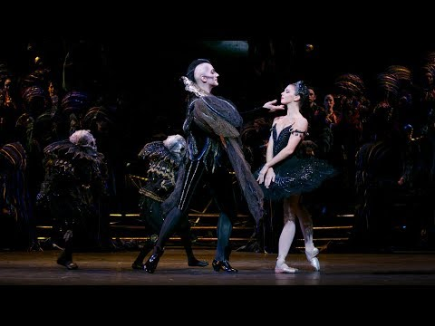 Swan Lake - Odile/Black Swan solo (Natalia Osipova, The Royal Ballet)