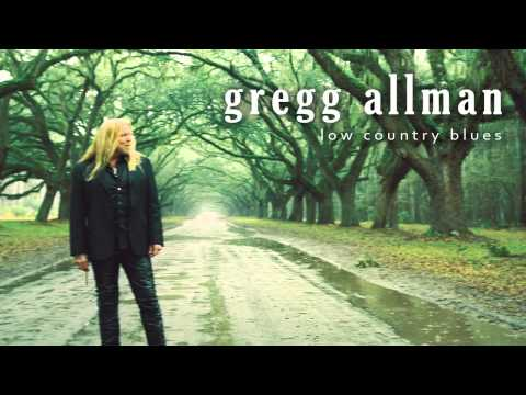 """Gregg Allman - """"I Believe I'll Go Back Home"""""""
