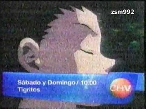 Promo Tigritos en Chilevisin