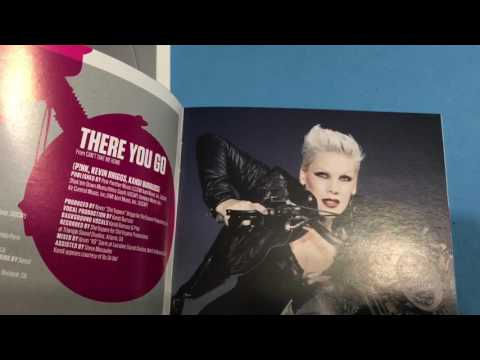 [CD UNBOXING] P!nk - Greatest Hits... So far!!!