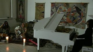 �������� ���� Концерт медитация в ритме сердца. БугараБу и Jawad Aidaoui. Прекрасная игра на рояле. ������